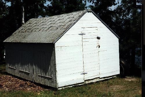 St. Hubert's Convent's chicken brooder house  - circa pre-1930's
