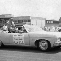 Frontier Days Parade -1970