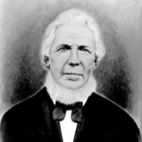 Abel Wood portrait - courtesy of Carver County Historical Society