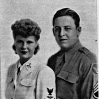 Jerry & Juane Wampach - married in 1944