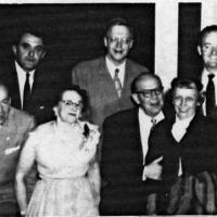 Elmer Kelm's Testimonial Dinner -  May 8, 1955