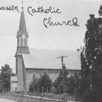St. Hubert's Church - 1909