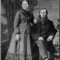 Joseph & Veronica (Kessler) Vogel - circa unknown