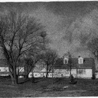 John and Marie Brose's farmstead - circa 1960