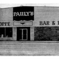 Pauly's Bottle Shoppe Bar & Lounge - 1966
